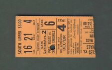 cb313929 Chicago Cardinals Football Vintage Ticket Stubs for sale | eBay