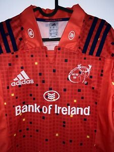Munster Rugby Shirt Large