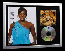 MICA PARIS+SIGNED+FRAMED+SO GOOD+DREAMERS+LOVE=100% AUTHENTIC+FAST GLOBAL SHIP
