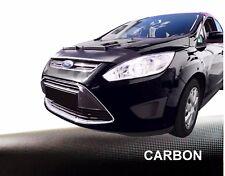 CAR Bra FORD C-MAX 2. generazione BJ. 2010-2015 CAR Bra pietrisco PROTEZIONE CARBONIO