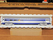 WABASH # 608 COMBINE CORRUGATED SIDE PASSENGER CAR 47974 BY IHC NEW IN BOX