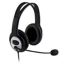 Dynamode DH-660 Headphones Stereo Headset With MIC 3.5mm Jack For PC Laptop Skyp