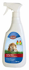 Lemon Scented Cleaning Spray for Small Animal Cage Bird Hamster Rat Rabbit 500ml