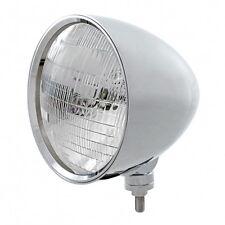 "UNITED PACIFIC 32555 - ""CHOPPER"" Headlight - 10 LED Crystal H4 Bulb"