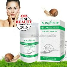 Refan Snail Perfection Extract Face Serum Rose Water Natural Anti-Aging 50ml