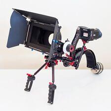 Zacuto Scorpion DSLR Camera Mount Redrock Micro Follow Focus, Z-finder, Zoom H4N