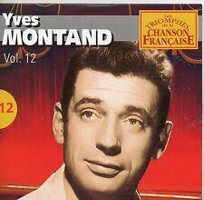 CD CART 25T YVES MONTAND C'EST SI BON /BARBARA...  DE 2000 NEUF NON SCELLE