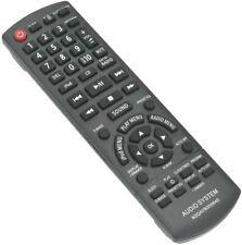 Replace Remote for Panasonic Audio System SC-AKX14 SC-PMX5 SC-PM500 SC-PM500DB