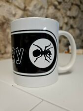 More details for the prodigy logo cup / mug 90s rave xl recordings keith flint liam howlett maxim