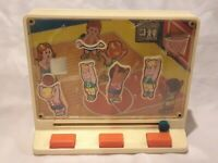 Vintage 1978 TOMY BASKETBALL SHORTY SHOOTERS Children's Game Working  Condition