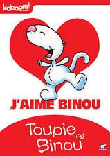 Toopy And Binoo I Love Binoo (Fs)  DVD NEW