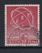 BERLIN 1950. EUROPEAN RECOVERY PROGRAMME.SG B71. USED.