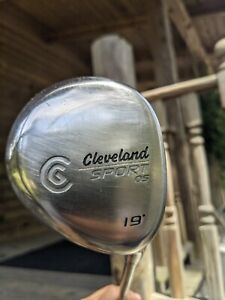 Cleveland Sport Os 3 Wood Graphite Reg Flex Right Handed with Cover