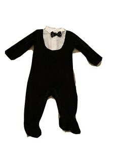 Little Beginnings Formal Baby Tuxedo  1 Piece