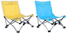 2 x OZtrail BEACHSIDE Portable Camp Picnic Beach Chair