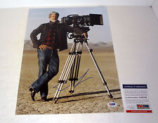 GEORGE LUCAS STAR WARS INDIANA JONES SIGNED AUTOGRAPH 11X14 PHOTO PSA/DNA COA #2