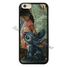 Lilo and Stitch Cover fit for iPhone 12 11 Pro & Samsung Note 10+ S20 Phone Case