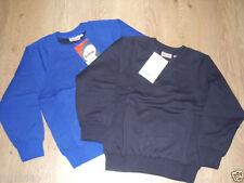 Vêtements bleus en acrylique pour garçon de 2 à 16 ans