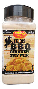 Tropics Texas BBQ Chicken Fry Mix