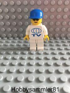 Lego ext011 Classic Town Mann TV Figur aus Set 6553 6568 #21