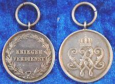 Verdienstmedaille f. Kolonialkrieger II. Klasse 1900 Deutsche Kolonien Ostafrika