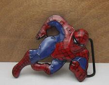 Marvel Comics Spiderman in Action 3D Belt Buckle