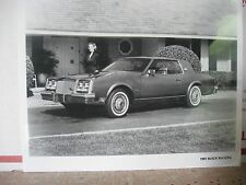 1981 Buick Riviera 2 Door Coupe Front 45 degree angle View