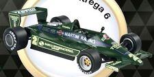 Diecast leyendas de la fórmula 1 1979 Martini Team Lotus 79 #2 Carlos Reutemann GL03