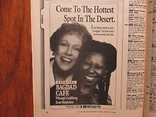 Mar-1990 Philadelphia Inquirer TV Week(JEAN STAPLETON/BAGDAD CAFE/SUGAR & SPICE)