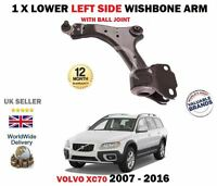 FOR VOLVO XC70 2007> 31317663 30683248 31202228 31277345 FRONT LEFT WISHBONE ARM