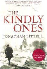 JONATHAN LITTELL The Kindly Ones 2010 paperback book World War 2 SS Guard WW2