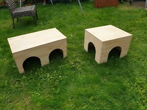 Rabbit House Cage Accessories run hideaway playhouse tunnel exercise furniture