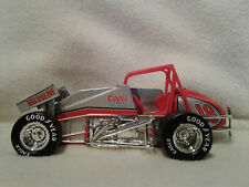 Action RCCA Brad Doty Coors Light  No.18 1986 Silver Winged Sprint