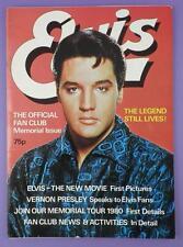 Elvis The Legend Lives On: Official Fan Club Memorial