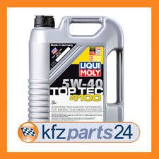 LIQUI MOLY Motoröl Top Tec 4100, 5W-40, 5-Liter Kanister - Art.Nr. 3701