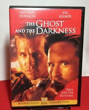 The Ghost and the Darkness(DVD,1998)Free S&H-RARE OOP-Michael Douglas,Val Kilmer
