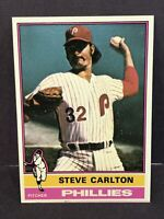 1976 Topps #355 Steve Carlton NM HOF Philadelphia Phillies
