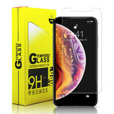 9H GLAS Panzerfolie iPhone 6 7 8+ X XR XS 11 12 Pro Max Display Schutz Hartglas