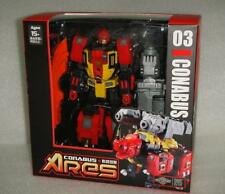 NEW TFC Toys Transformers Ares predaking Headstrong Conabus Figure IN STOCK