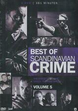 Best of Scandinavian Crime : Volume 5 (3 DVD)