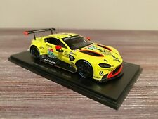 Spark 1/43 Aston Martin Amr Vantage Gte 2018 (Read Description)
