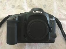 Canon EOS-1V Body Only 35mm Film Camera