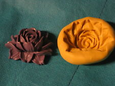 Rose Silicone Mold for Resin Clay Candy 207 Sugarcraft Chocolate Fondant