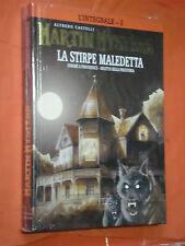 MARTIN MYSTERE- ALFREDO CASTELLI- INTEGRALE -N°2- la stirpe - CARTONATO- HAZARD