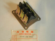 Einlassmembrane value Reed HONDA cr125 CR 125 anno 80-81 New Part Nuovo