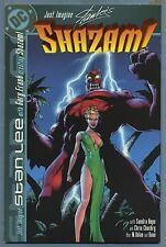 Just Image Stan Lee's Gary Frank Creating Shazam (2002, DC) Prestige Format v