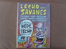 BD CURIOSA SEX / L ECHO DES SAVANES / NO 15  1974