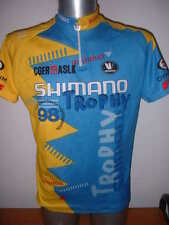 Shimano Trophy 1998 Shirt Jersey Adult XL Cycling Cycle Bike Mountain Ciclismo