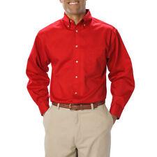 Ropa de hombre rojo talla M de poliéster