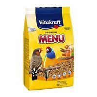 Vitakraft Premium Menü für Exoten - 1 kg - Futter Exotenfutter Prachtfinken